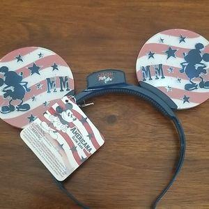 Disney Mickey Americana Light Up Ears